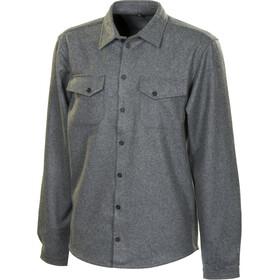 Roughstuff Feldhemd Camiseta de manga larga Hombre, grey